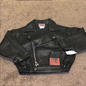 Mickey motorcycle jacket for kids